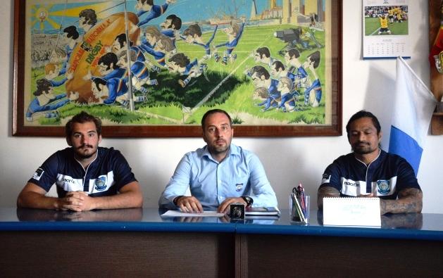 Mario Arvinte, Răzvan Bota şi Johnny Sola au anunţat că Tomitanii nu se tem de băimăreni