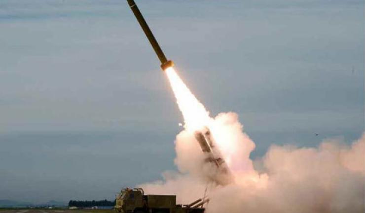 Coreea de Nord, Japonia, rachete