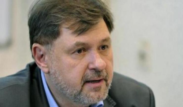 Preşedintele Societăţii Române de Microbiologie, Alexandru Rafila