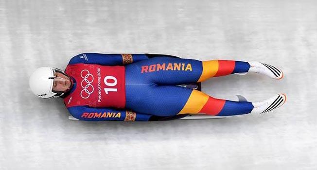 Raluca Strămăturaru a avut o comportare foarte bună (sursa foto: Facebook Comitetul Olimpic si Sportiv Roman)