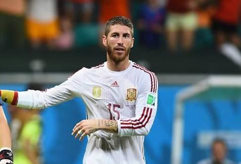 Sergio Ramos a avut un conflict cu preşedintele Federaţiei Spaniole de Fotbal, Luis Rubiales (sursa foto: Facebook FIFA World Cup)