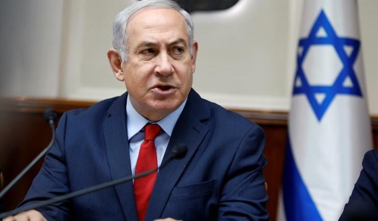 """Premierul israelian Benjamin Netanyahu: """"Voi insista de asemenea asupra unui principiu de bază: Israelul îşi menţine şi va continua să-şi menţină libertatea de acţiune împotriva stabilirii vreunei prezenţe militare iraniene în Siria"""""""
