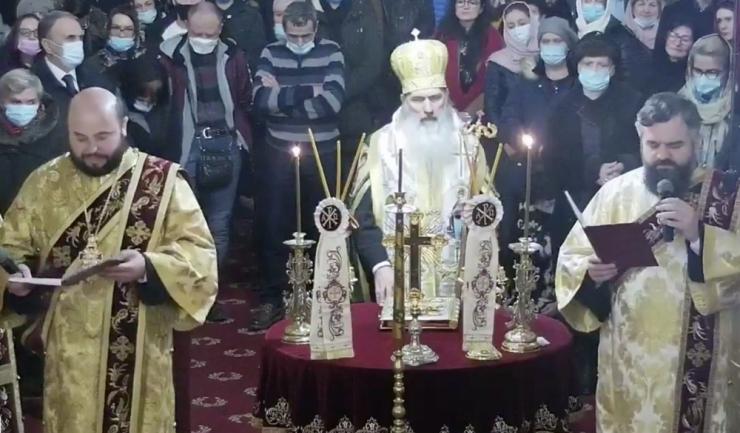 Foto: facebook, Arhiepiscopia Tomisului