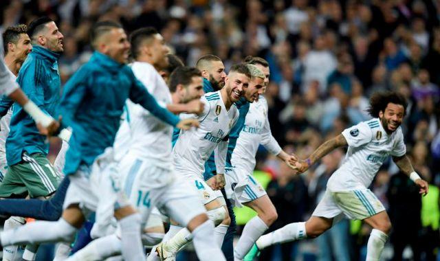 Jucătorii de la Real Madrid vor să câștige pentru a treia oară consecutiv trofeul (sursa foto: www.uefa.com)