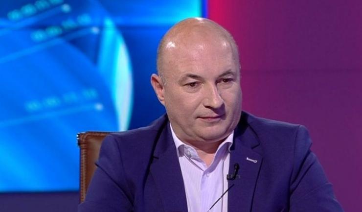 """Codrin Ștefănescu, secretarul general al PSD: """" Iohannis îi urăște din tot sufletul lui pe toți cei care au luptat și luptă împotriva sistemului paralel"""""""