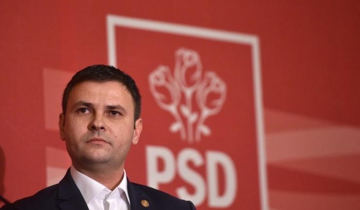 Vicepremierul Daniel Suciu, ministrul Dezvoltării Regionale
