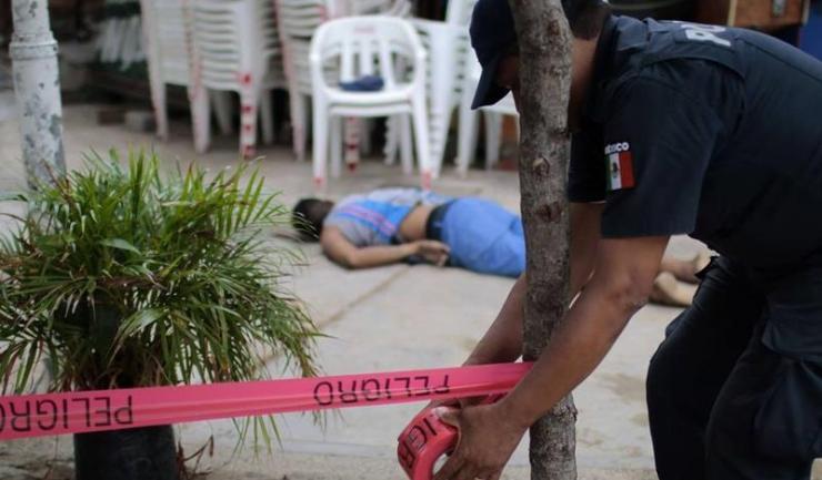 Valul de violență din 2017 a îngrozit populația din Mexic