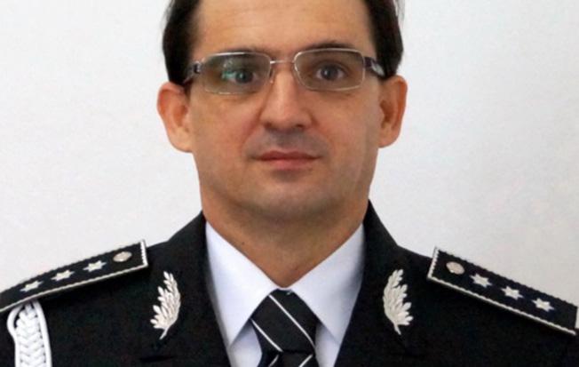 """Rectorul Academiei de Poliţie """"Alexandru Ioan Cuza"""", Daniel Costel Torje"""