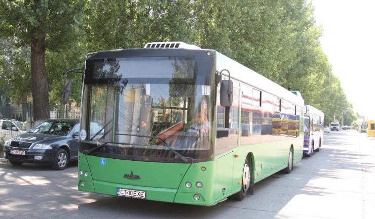 Ideea de diversificare a parcului auto cu microbuze și minibuze a picat