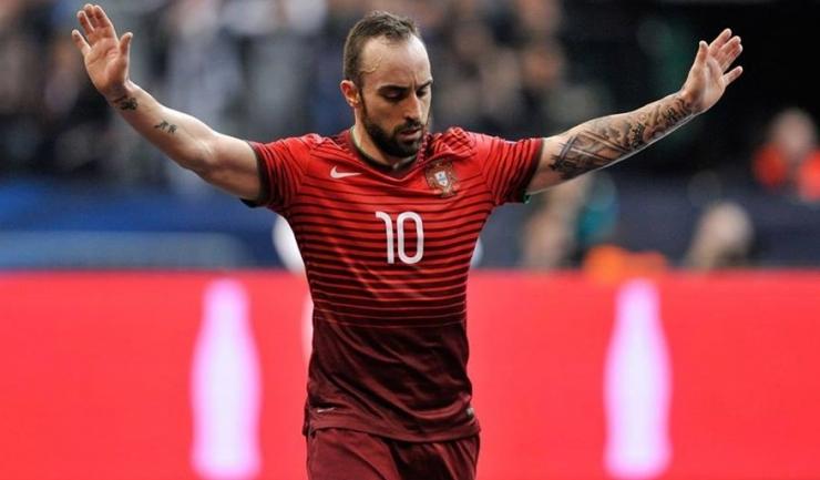 Portughezul Ricardinho, cu şase reuşite, este lider în clasamentul golgheterilor şi speră să-şi poarte echipa spre victoria finală (sursa foto: www.uefa.com)