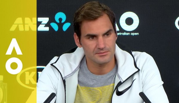 Roger Federer a fost eliminat în optimi (sursa foto: youtube)