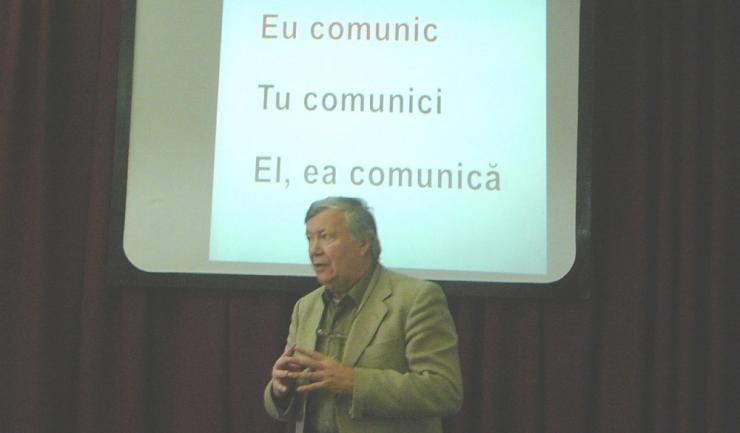 Alexandru Mironov, la evenimentul organizat de Asociaţia Strategia Dezvoltării României - Regiunea Dobrogea