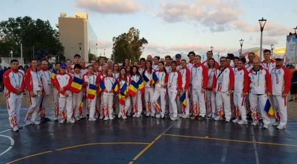 Delegaţia României care a participat la JOT Buenos Aires 2018 va reveni sâmbătă în ţară (sursa foto: Facebook Comitetul Olimpic si Sportiv Roman)