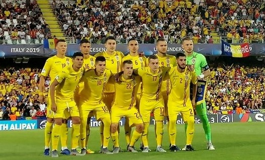 Sursa foto: Facebook Echipa națională de fotbal a României