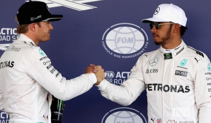 Rosberg sau Hamilton? Cine va fi campion mondial de Formula 1 pe 2016?