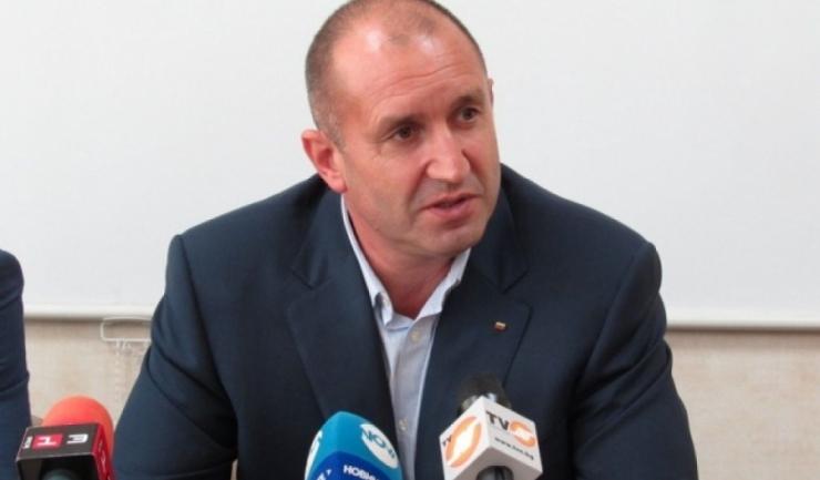 Președintele Republicii Bulgaria, Rumen Radev