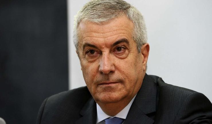 """Călin Popescu-Tăriceanu: """"Am fost șantajat de Daniel Constantin la alegerile parlamentare, privind pozițiile pe liste ale unor colegi"""""""