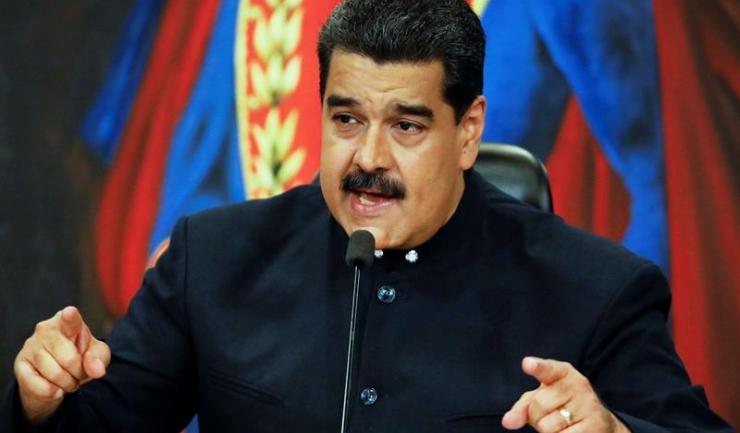 Preşedintele venezuelean Nicolas Maduro a precizat că acest