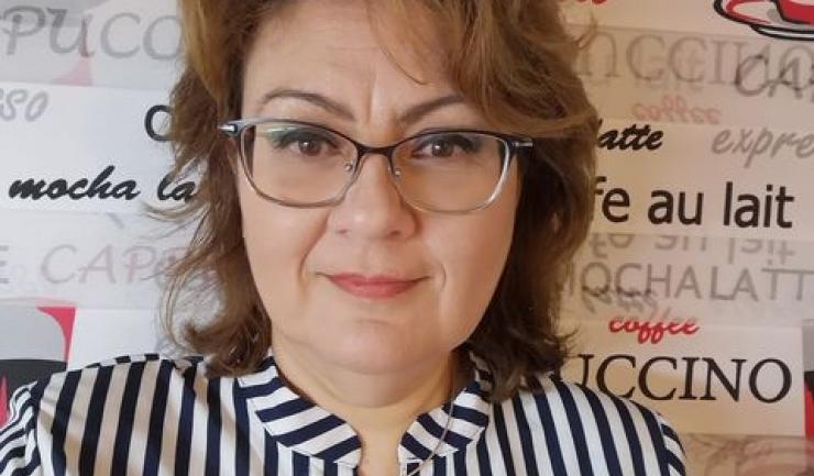Sandra Alexiu, preşedintele Asociaţiei Medicilor de Familie Bucureşti-Ilfov, foto: facebook, pagina personală
