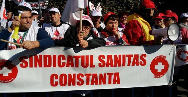 """""""Sanitas"""" Constanța participă la Pichetările Ministerului Muncii! Vezi când!"""