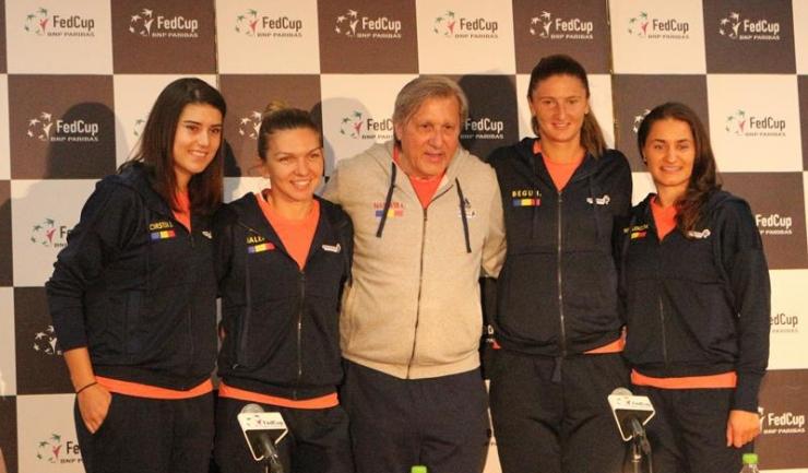 Sorana Cîrstea, Simona Halep, Irina Begu și Monica Niculescu vor participa la turneul de la Melbourne