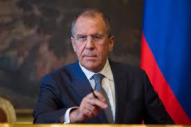 Ministrul de externe rus Serghei Lavrov