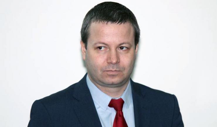Secretarul de stat din Ministerul Educației, Gabriel Liviu Ispas