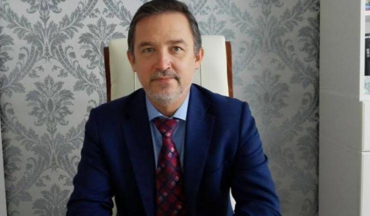 Şeful Clinicii de Chirurgie Cardiovasculară din cadrul Institutului de Urgenţă de Boli Cardiovasculare şi Transplant (IUBCvT) Târgu Mureş, dr. Horaţiu Suciu: