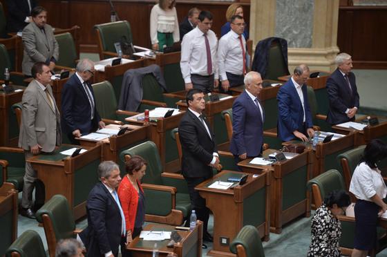 Proiectul de lege votat marți de Senat în calitate de for decizional urmează să fie trimis preşedintelui Klaus Iohannis pentru promulgare