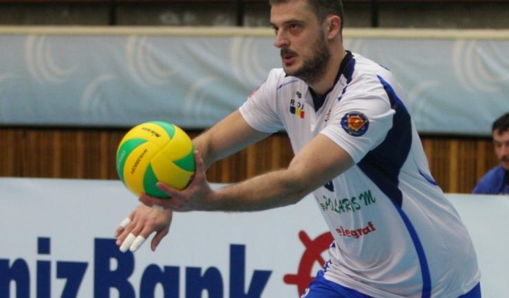Sergiu Stancu va debuta sâmbătă în postura de antrenor principal, la un meci oficial
