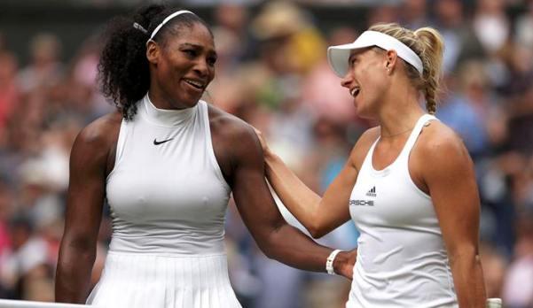 Serena Williams a învins-o în finala din 2016 chiar pe Angelique Kerber