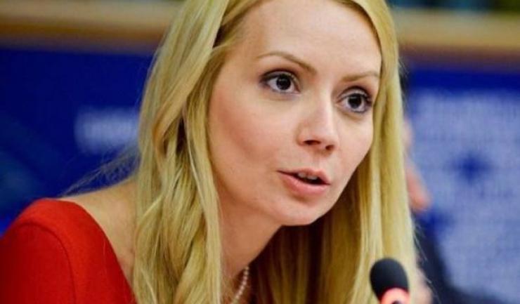 Eurodeputata Daciana Sârbu