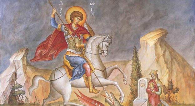 Sfântul Gheorghe nu se mai sărbătoreşte pe 23 aprilie! Din ce motiv