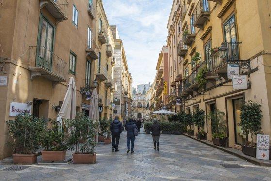 Sicilia, turism, vacanță