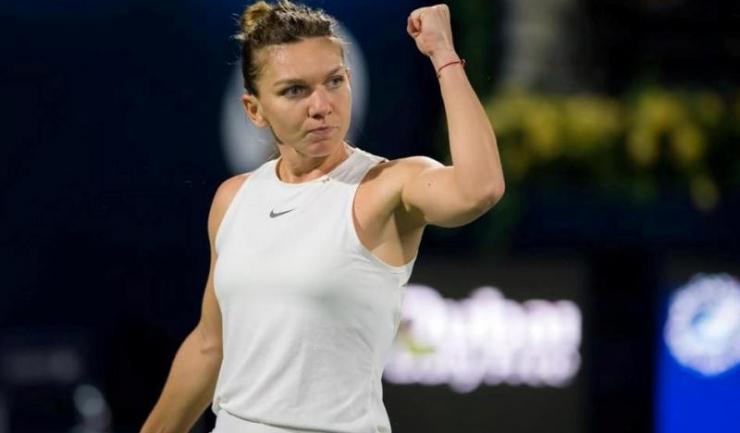 Simona Halep a câştigat, la 22 februarie, turneul de la Dubai