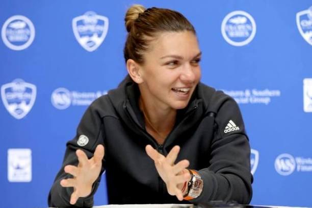 """Simona Halep: """"Orice Grand Slam este o prioritate"""""""