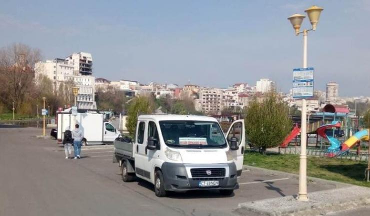 Modificări în parcările Constanței. S-au îmulțit cele plătite prin SMS