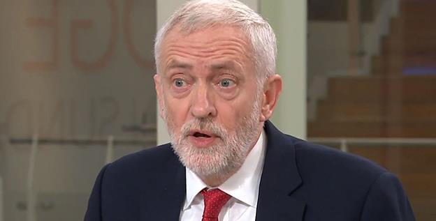 Liderul laburiştilor, Jeremy Corbyn