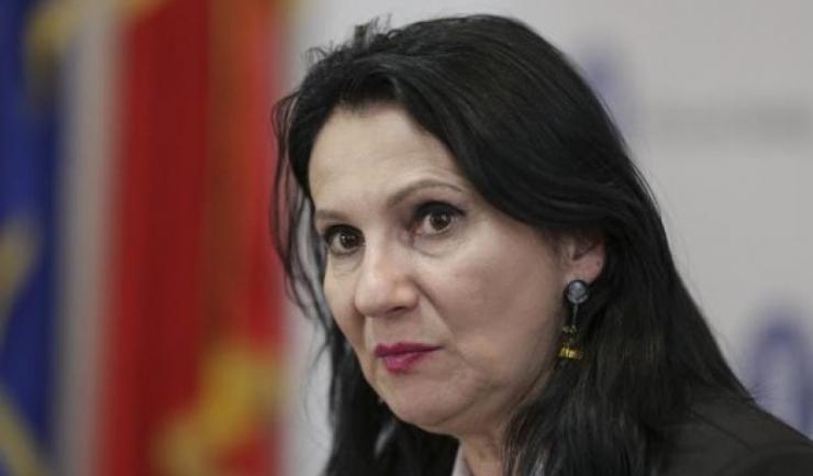 Ministrul Sănătății, Sorina Pintea: