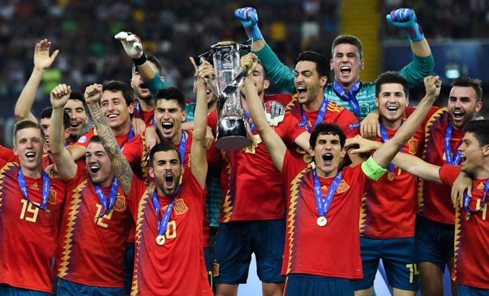 Sursa foto: Facebook UEFA Under-21 Championship