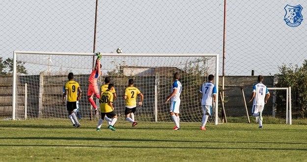 Sparta Techirghiol conduce în clasamentul Ligii a IV-a, chiar dacă are un meci mai puţin disputat (sursa foto: Facebook FC Farul Constanta)