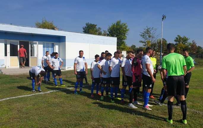 În Seria Nord, Steaua Speranţei Siliştea a învins liderul, CS Peştera (sursa foto: Facebook Asociatia Sportiva