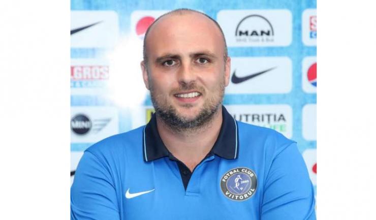 """Liviu Ștefan, director CS Medgidia: """"Am plecat la drum cu speranțe mari, iar la fotbal, volei și handbal ne-am propus să promovăm cât mai repede cu putință"""""""