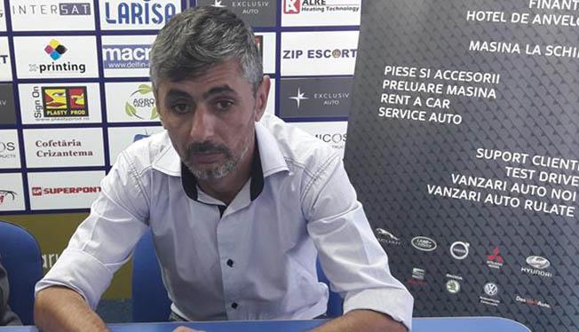 """Georges Muzaca, director de relații publice la SSC Farul Constanța: """"Richardo Mihalache vrea să vină la noi, așa că negociem cu Axiopolis Cernavodă pentru un transfer"""""""