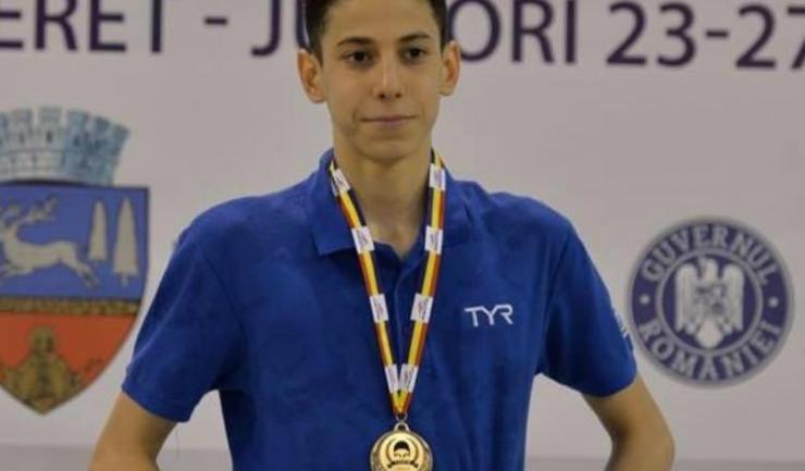 Sebastian Tulea s-a transferat de la Atena Sport Club la Palatul Copiilor