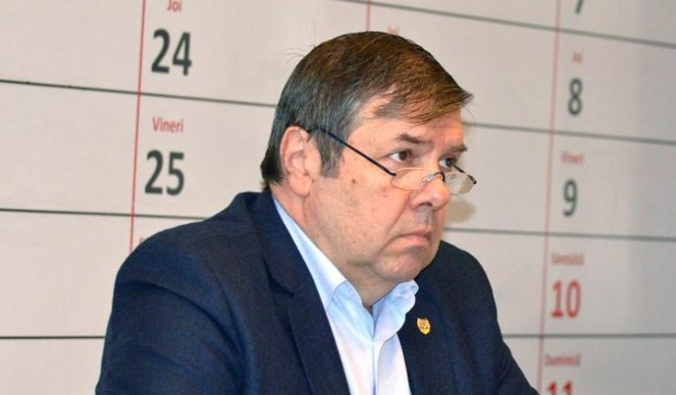 Senatorul constănțean Ștefan Mihu: