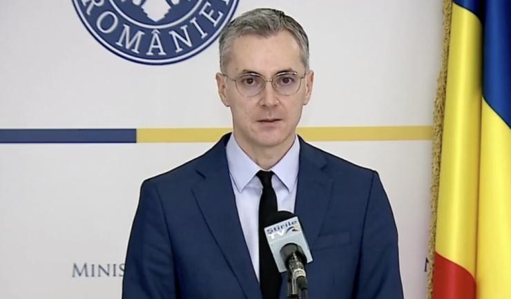 Ministrul Justiţiei, Stelian Ion