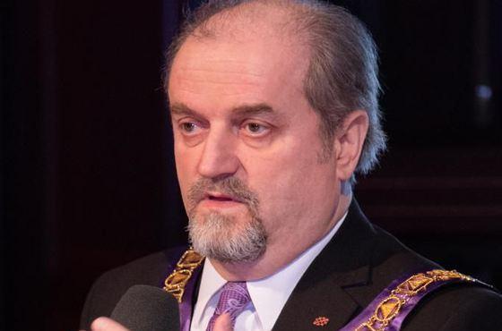 România va prelua preşedinţia Conferinţei Mondiale a Ritului Scoţian prin Suveranul Mare Comandor Stelian Nistor, Grad 33, care va fi pentru cinci ani, din 2020, Preşedintele Conferinţei Mondiale