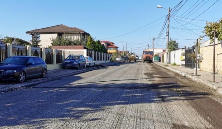 Strada Pandurului