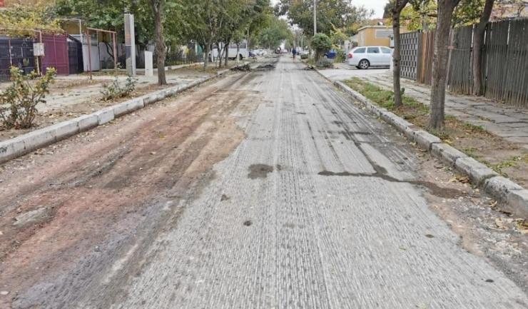 Foto: Primăria Municipiului Constanța, Strada Meșterul Manole